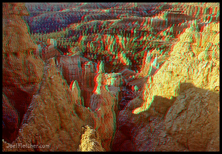 View of Bryce Canyon amphitheater. gallery