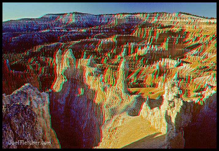 Overlooking Bryce Canyon. gallery