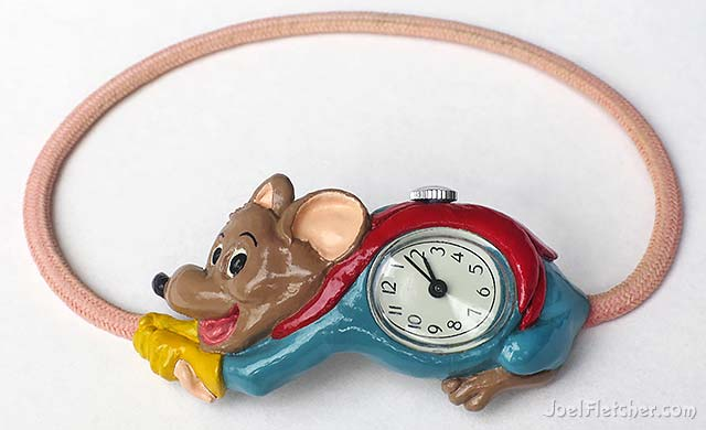 Super hero mouse watch. edge