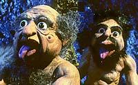 3 cavemen