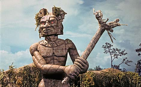 Stone Giant from the Magic Island movie