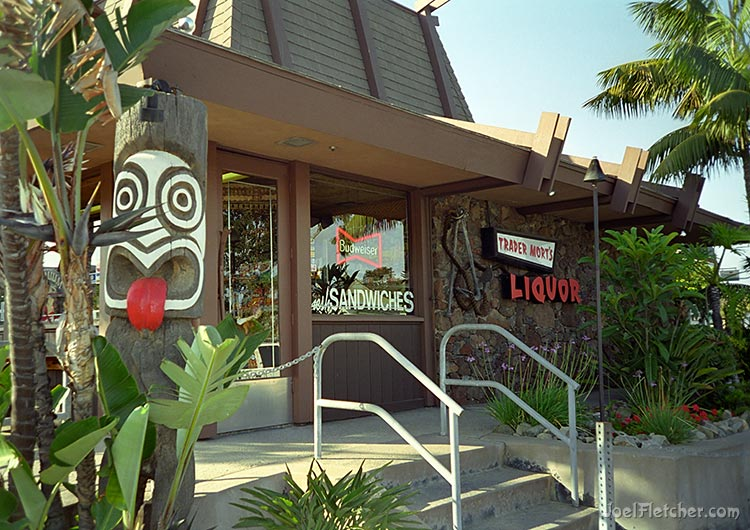 Trader Morts store with tiki. gallery